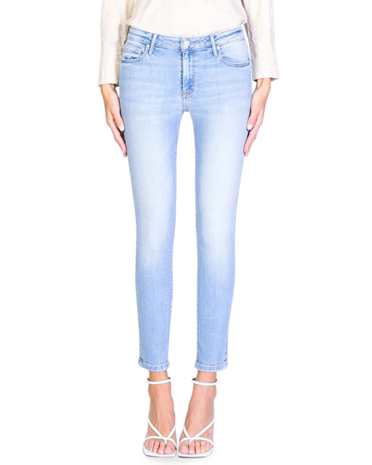 Jude Cropped Skinny Jeans