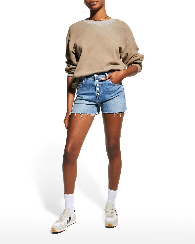 The Pixie Dazzler Frayed Shorts
