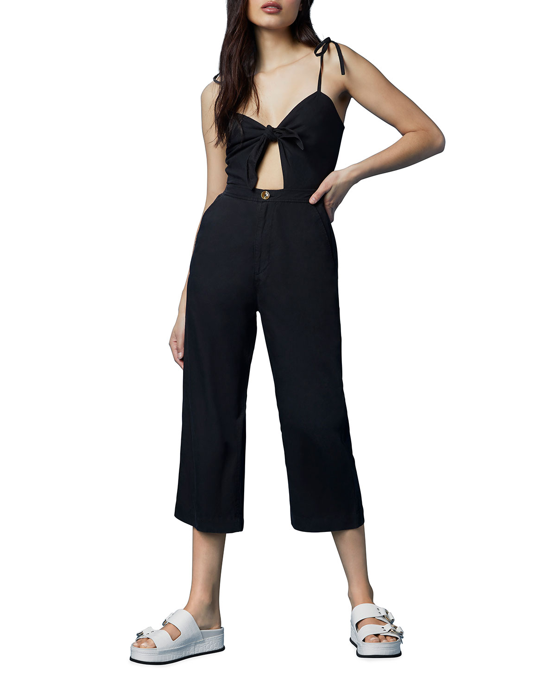 Hepburn Wide-Leg Jumpsuit