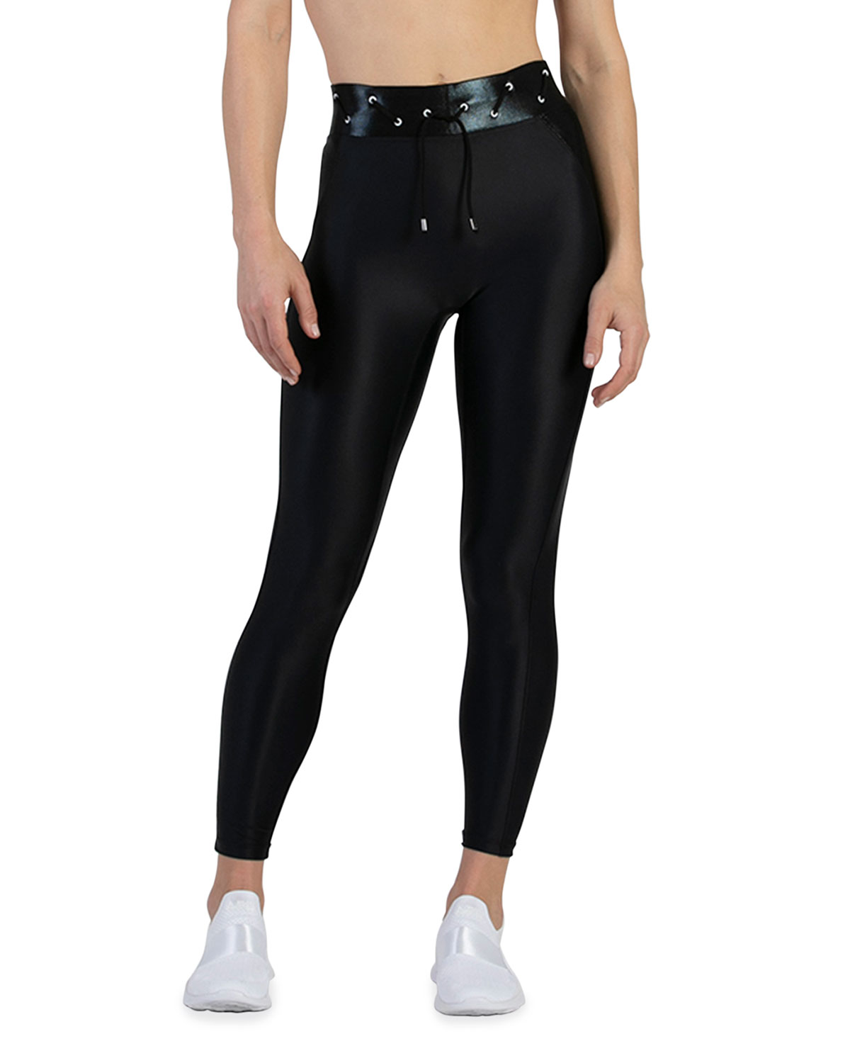 Laced Active Leggings