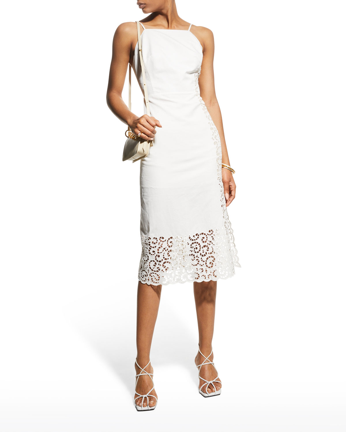 Agnes Embroidered Dress