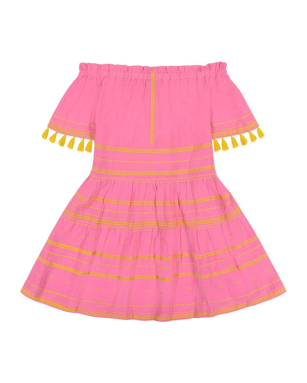Suri Mini Tassel Coverup Dress