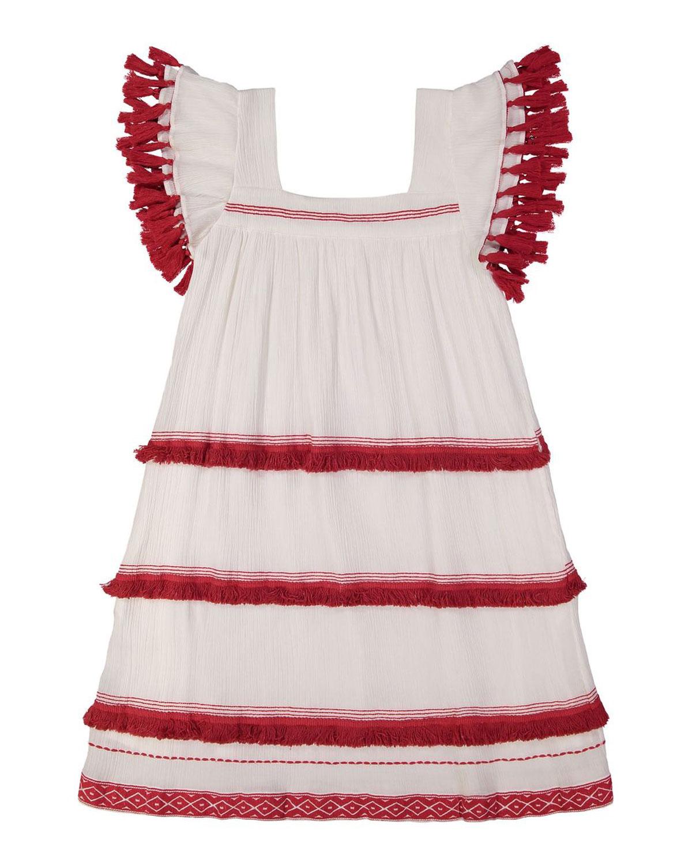 Sandrine Cha Cha Mini Coverup Dress