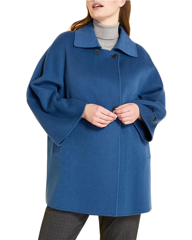 Plus Size Natalia Double-Face Coat