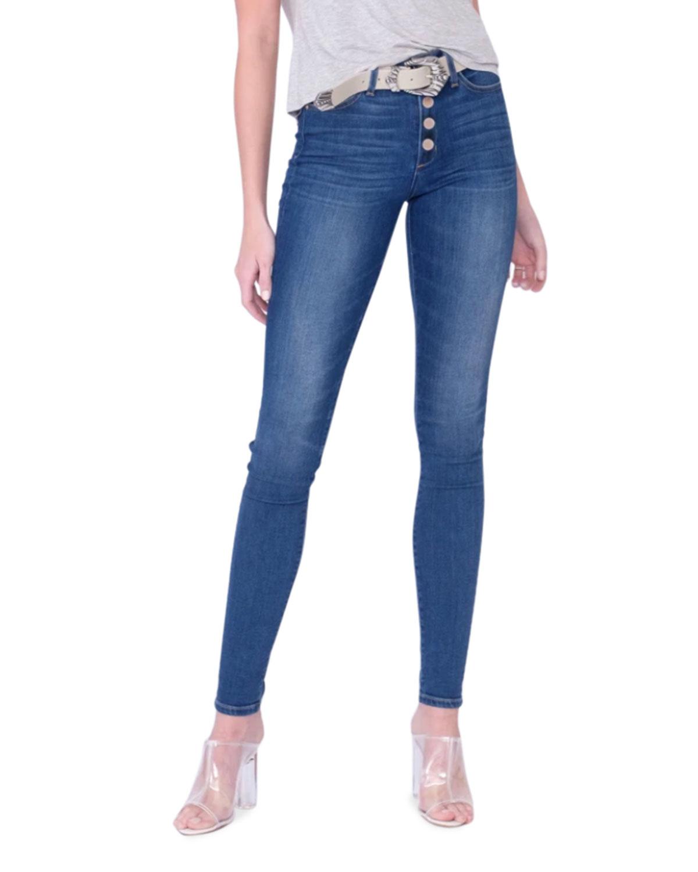 Sarah High-Rise Skinny Jeans