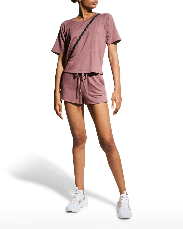 Weekend Drawstring Shorts