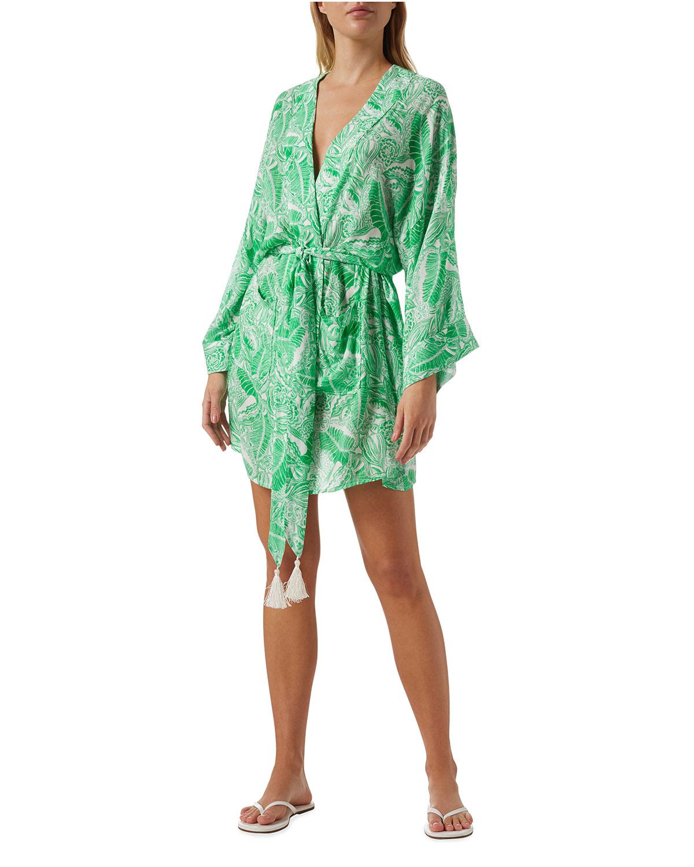 Sienna Short Coverup Kimono