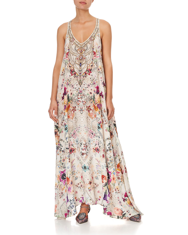 Sew in Love Racerback Maxi Dress