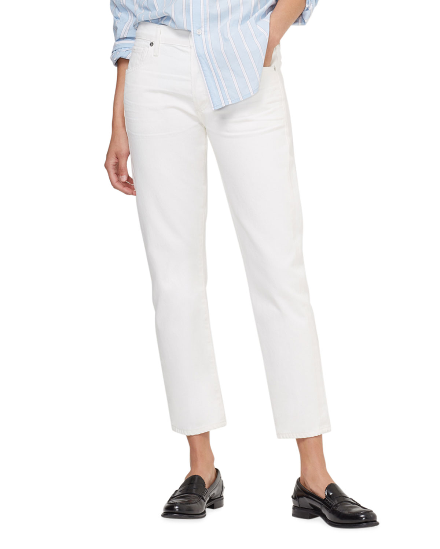 Emerson Straight-Leg Jeans