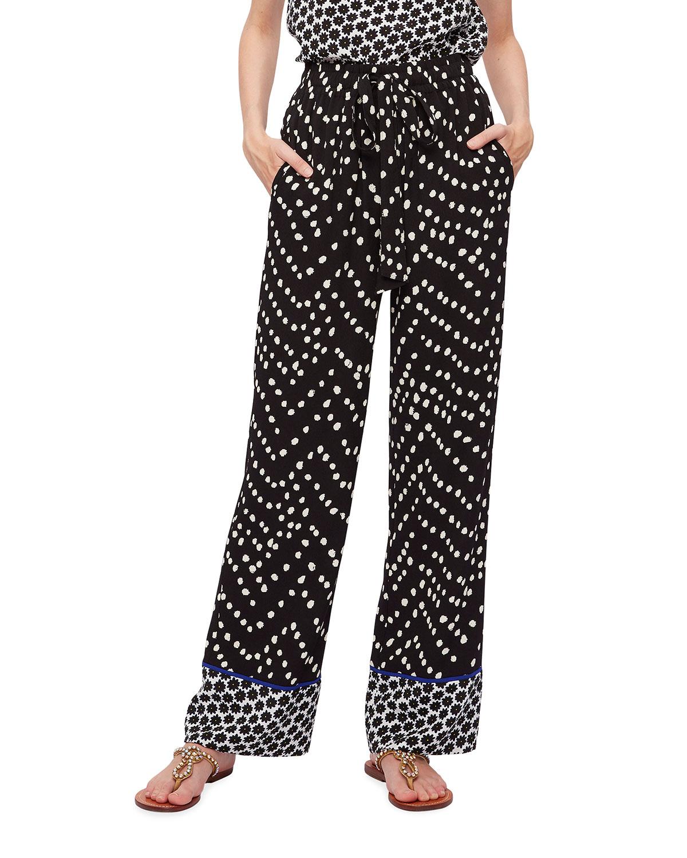 Denise Crepe Pajama Pants
