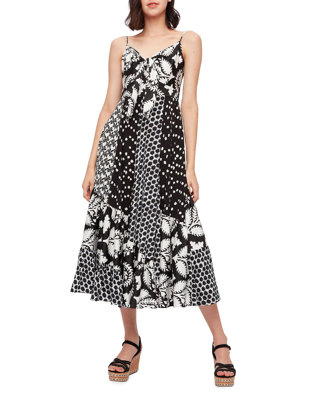 Dakota Midi Floral Dress