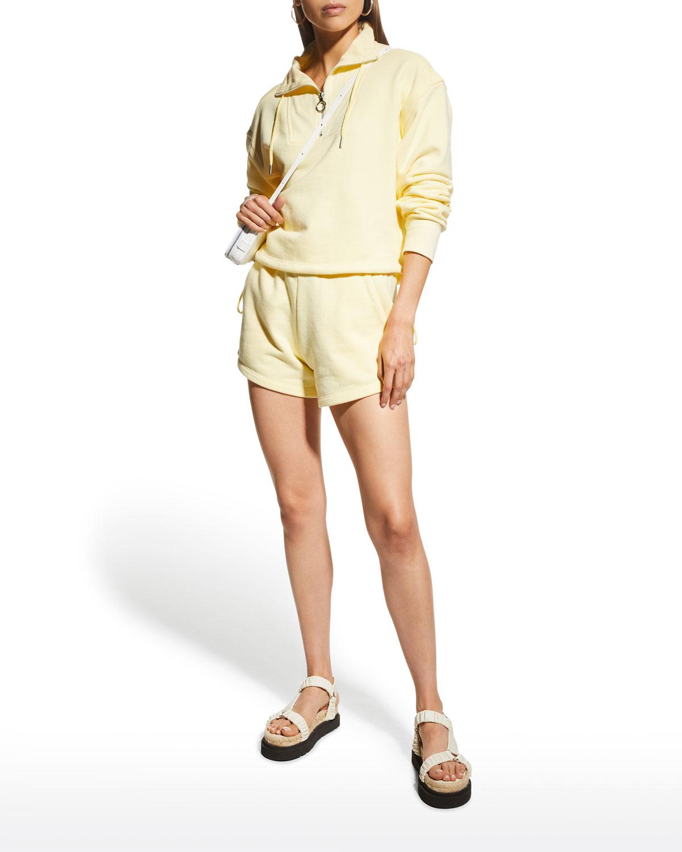 Zella Organic Terry Sweatshirt