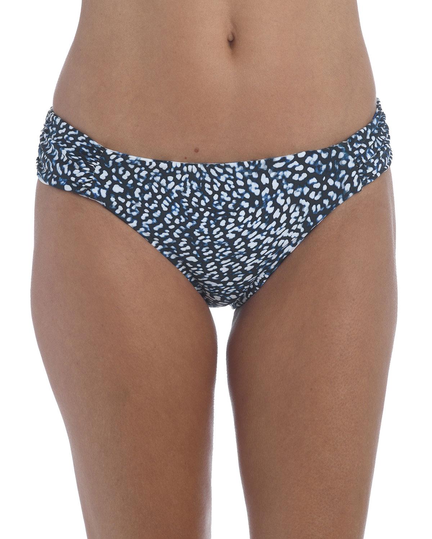 Animal Instincts Reversible Bikini Bottoms
