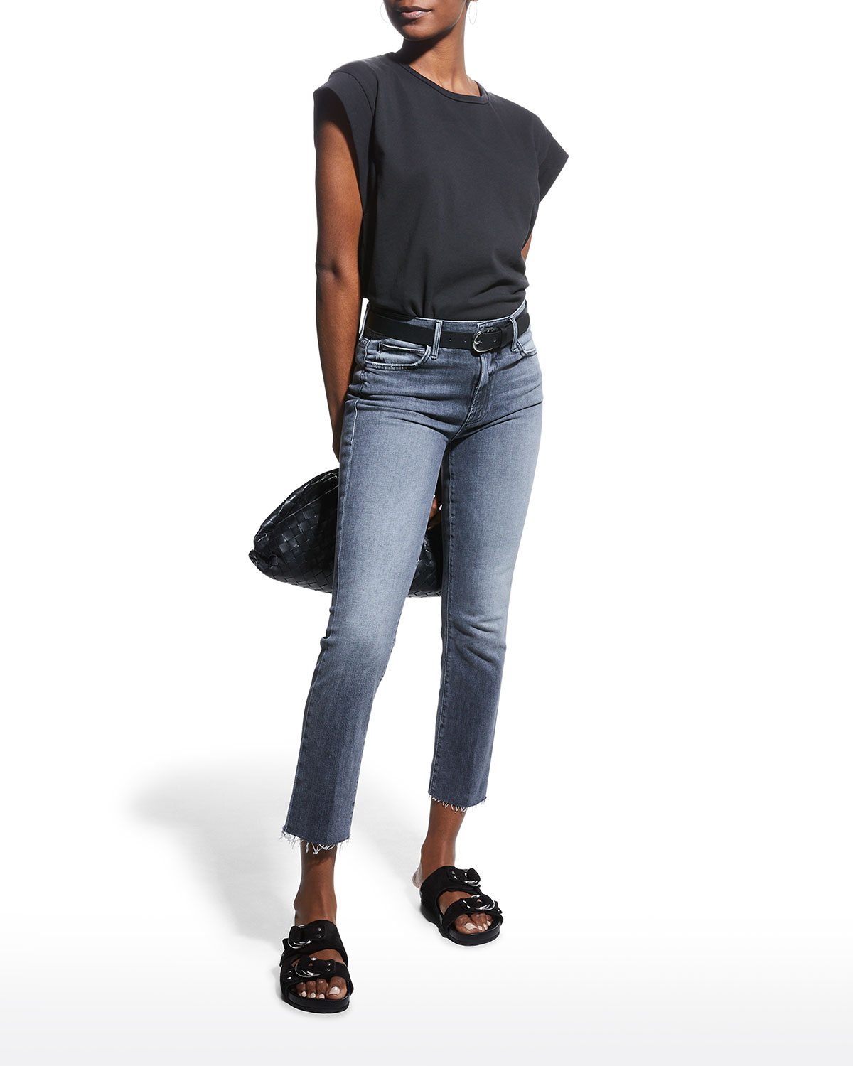 The Rascal Ankle Fray Jeans