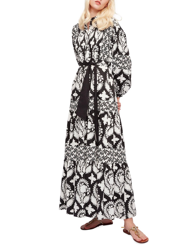 Tessa Henley Maxi Dress