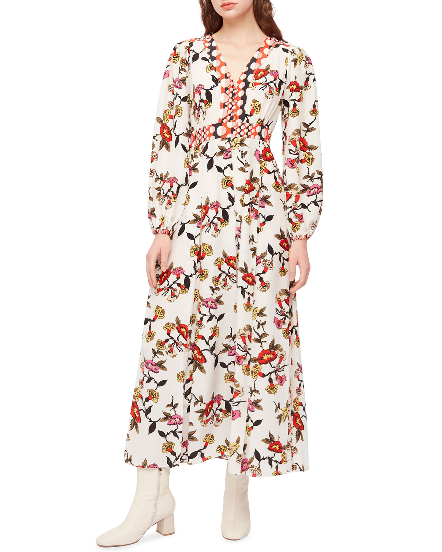 Dvf Anjali Dress