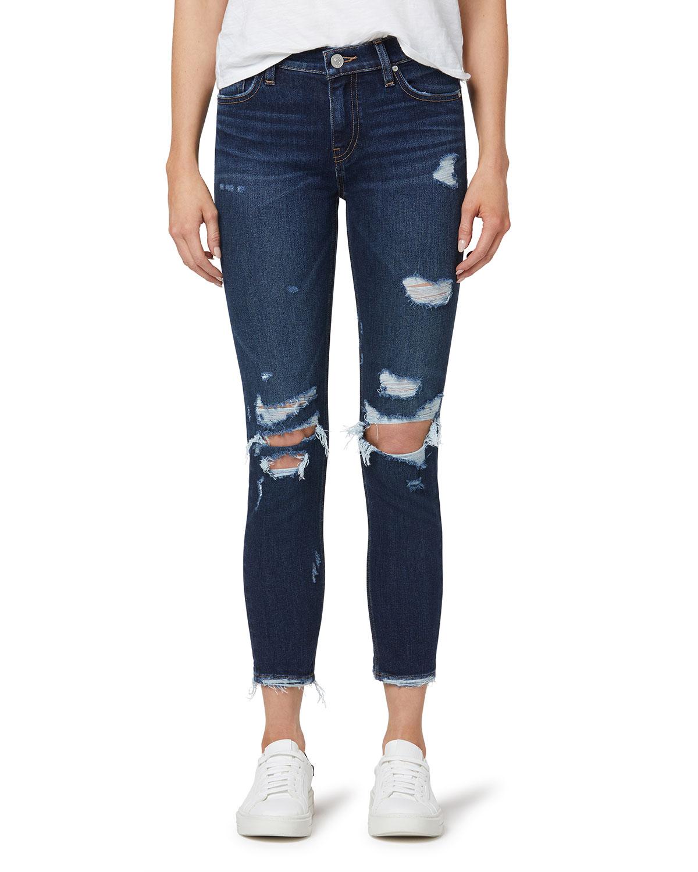 Lana Mid-Rise Boyfriend Jeans