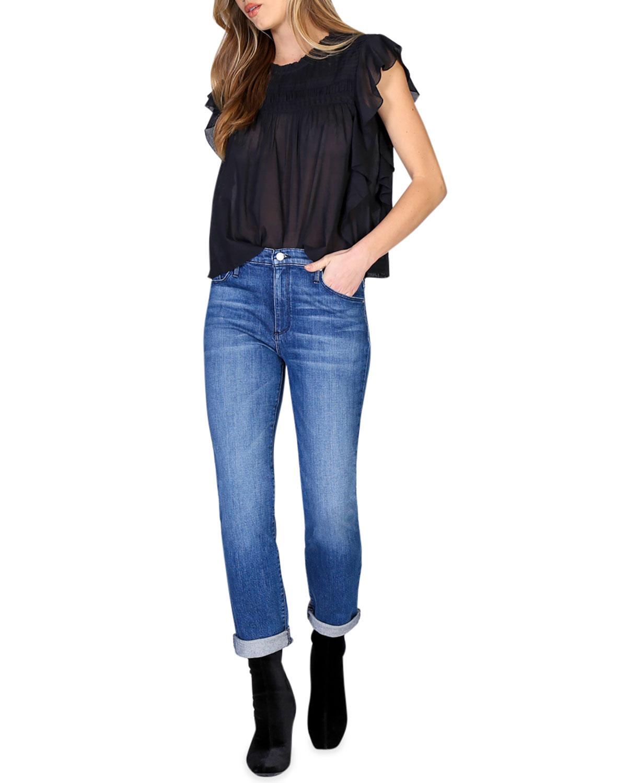 Harper Skinny Boyfriend Jeans