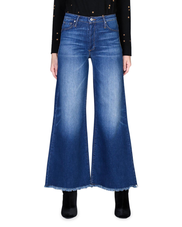 Jill High-Waist Wide-Leg Jeans