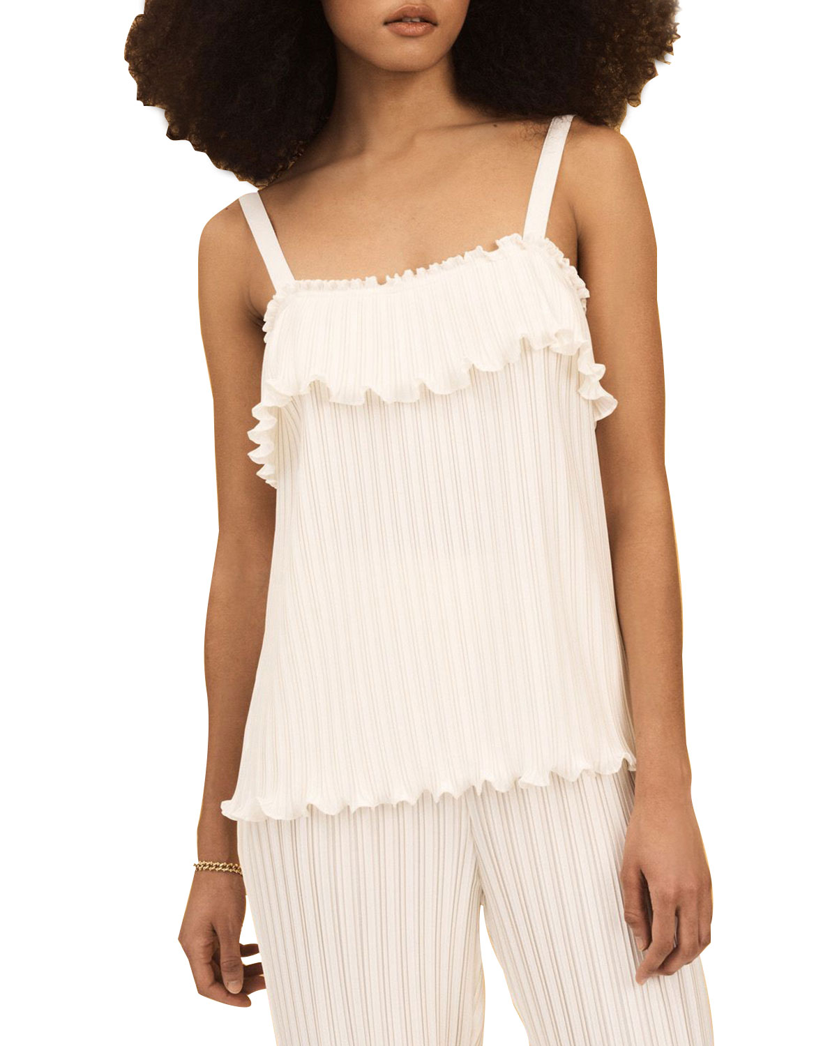Gales Pleated Cami