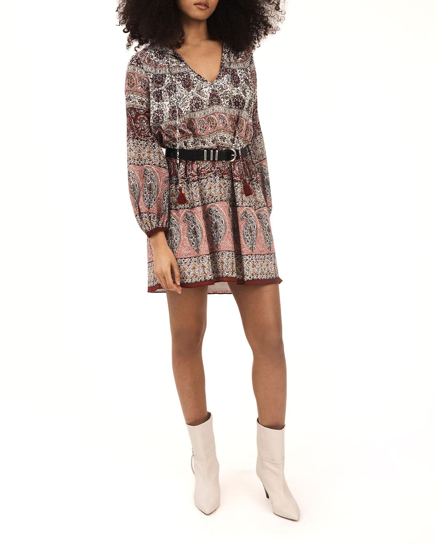 Fairer Long-Sleeve Dress
