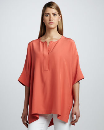 Selene Silk Tunic