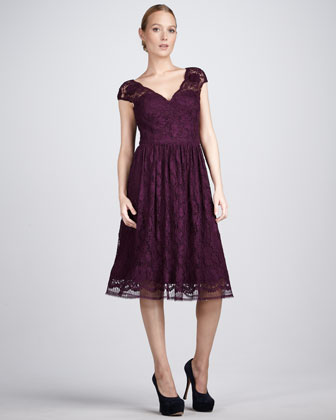 Lace Cocktail Dress