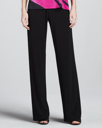 Stretch Knit Pants