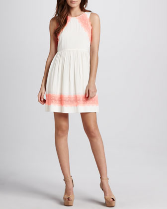Alabaster Georgia Dress