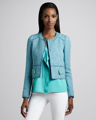 Willow Textured Jacket, Women's