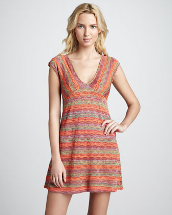 Aydane Pointelle Dress