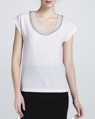 Acedia Silver Ball Top