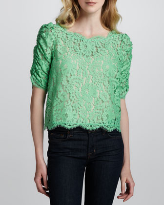 Fanny Lace Top