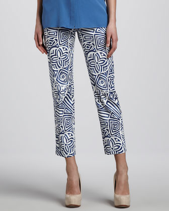 Evol Cropped Bleecker Pants