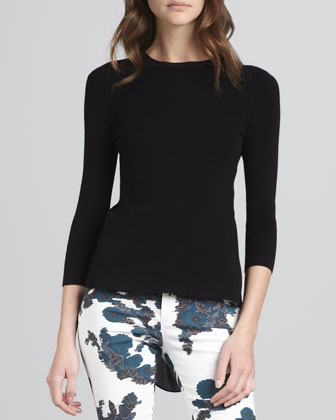Kelaz High-Low Sweater