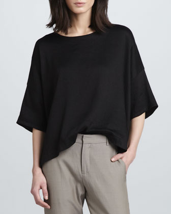 Loose Boxy Top