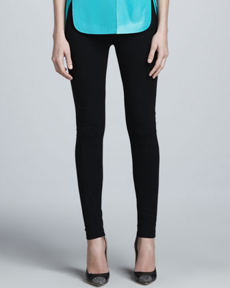Contour Seamed Leggings