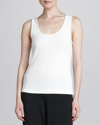 Cotton Knit Tank