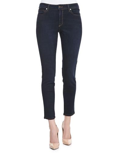 Wisdom Skinny Ankle Jeans, Tunnels Beach