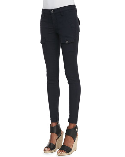 So Real Skinny Pants, Navy