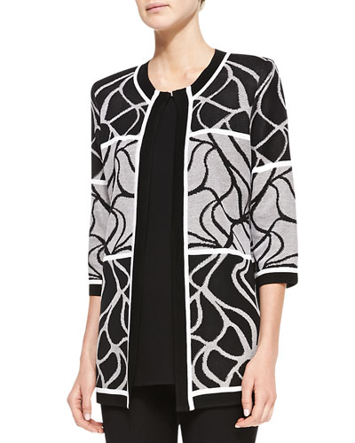Multi-Design Open Jacket