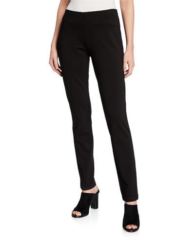 6ccf247d65340d Eileen Fisher Elastic Waist Pants