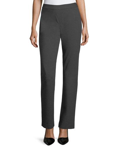 Punto Milano Straight-Leg Pants, Plus Size