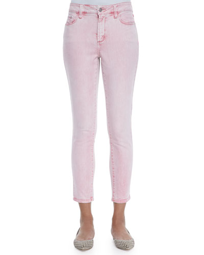 Angie Super Skinny Ankle Jeans