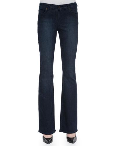 Grace Boot-Cut Jeans, Princeville Wash, Women's