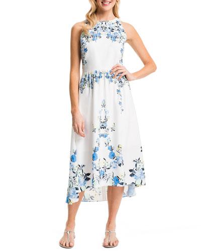 Sydney Floral-Print Maxi Dress