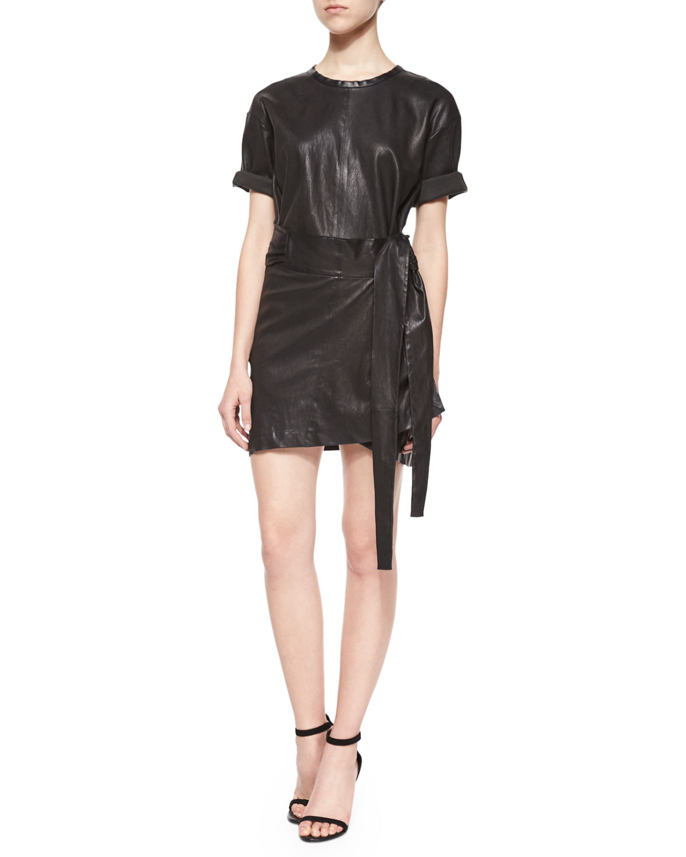 ABIGAIL DRESS/ BLACK