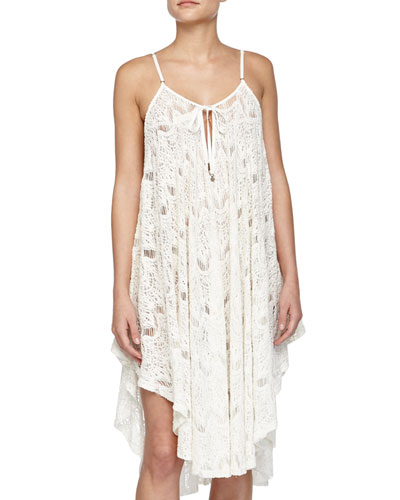 Sunday's Lace Loose Coverup