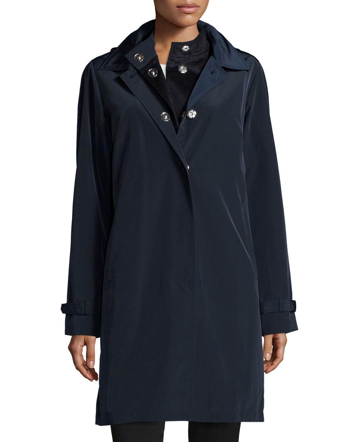 Cashmere 3-in-1 Raincoat