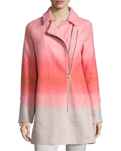 Bold Bush Long Jacket, Petite